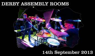 Derby Assembly Rooms 2013